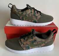 Nike Roshe One SE Special Edition - Medium Olive - Camo US Size 11 - 844687 200