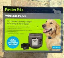 🌟🎈 Premier Pet Wireless Fence Pet Containment GIF00-16917 🌟