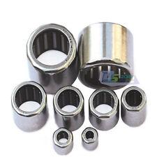 10pcs HF0612 6x10x12mm One Way Clutch Miniature Needle Roller Bearing JKCA