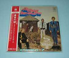 Flying Burrito Brothers Gilded Palace Of Sin Japon MINI LP CD SHM BRAND NEW Ss