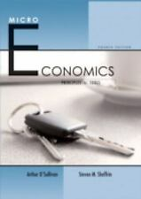 Microeconomics: Principles and Tools (4th Edition) (O'SullivanSheffrin Economics