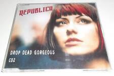 REPUBLICA - DROP DEAD GORGEOUS - 1996 UK CD SINGLE CD2