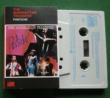 The Manhattan Transfer Pastiche inc Love For Sale + Cassette Tape - TESTED