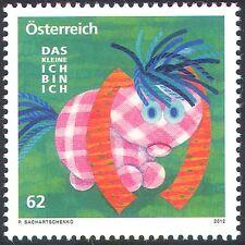 """Austria 2012 """"Il Piccolo i-AM-I""""/Libri per Bambini/Animali/ANIMAZIONE 1v (n42287)"""