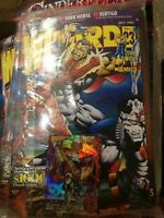 WIZARD COMICS MAGAZINE #23 July 1993 BART SEARS VALIANT IMAGE COVER New in bag