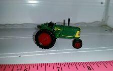 1/64 ERTL custom agco white oliver 77 row crop narrow front tractor farm toy