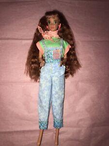 All American Teresa Barbie ( Rare) 1990