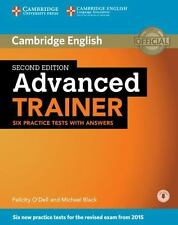 ADVANCED TRAINER SIX PRACTICE TESTS WITH ANSWERS WITH AUDIO 2ND EDITION by...
