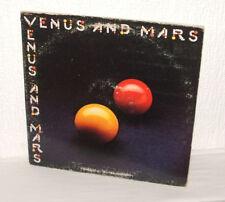 Paul McCartney & Wings - Venus and Mars - Vinyl LP 1975 - SMAS - 11419 - G+/G