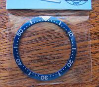 = BLUE BEZEL Insert made for Seiko Diver 6309 7002 7S26-0020