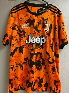 New Cristiano Ronaldo jersey Juventus home 2020-21 Third Alternate Size Adult SM