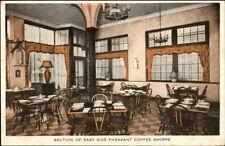 Providence RI East Side Pheasant Coffee Shoppe Postcard