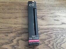 E.L.F ELF MATTE LIP COLOUR COLOR LIPSTICK LIP PENCIL MULBERRY MAVEN   UK
