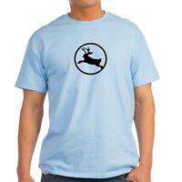 CafePress Jackalope Light T Shirt 100% Cotton T-Shirt (680801908)
