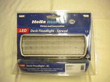 Hella Sea Hawk LED Floodlight XL 980950011 Deck Light High/Low  Multivolt 9-33V