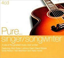 Various Rock Singer-Songwriter Music CDs & DVDs