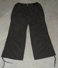 Puma Hose Sporthose Freizeithose schwarz Gr. L 40 breiter Bund mit Raffung neu