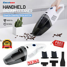Cordless Handheld Vacuum Cleaner 18V 90W Portable Home Car Dust Cleaning Sweeper