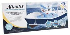 Artesania Latina Motorizzato Atlantis Barca da pesca # 30531