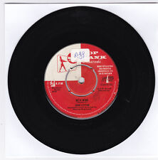 SP 45 TOURS JOHN LEYTON  WILD WIND  TOP RANK INTERNATIONAL JAR-585 en 1961