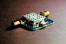 Pre-Filtered ADS-B LNA 1090 MHz  25dB Gain; ESD + Bias Tee; Low Noise Amplifier