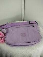 Kipling lilac  Messenger bag expandable laptop Cross body