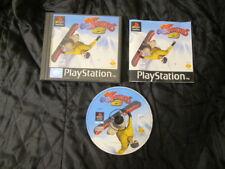 PS1 : COOL BOARDERS 2 - Completo ! Prima stampa ! Compatibile PS2 e PS3