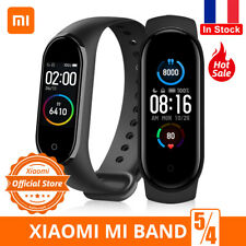 Original XIAOMI MI Band 5 / 4 Global Version Prise en Charge Multilingue France