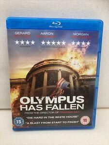Olympus Has Fallen (Blu-ray, 2013) Pre Owned