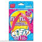 Briarpatch Flip Flops Matching Card Game Game Card 50 ct BP85301