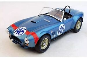 GMP Cobra 1:12 1964 Targa Florio Class Champion Dan Gurney Jerry Grant #146