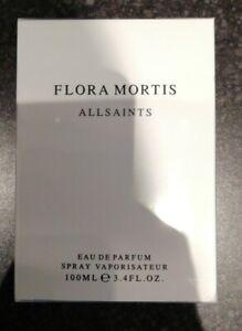 Allsaints Flora Mortis EDP Spray 100ml  Eau de Parfum BRAND NEW SEALED