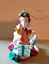 Disney Grolier Belle Ornament #26231 124 Nib