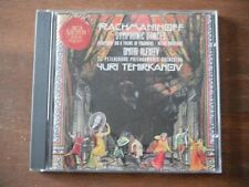 Yuri Temirkanov - Rachmaninoff Symphonic Dances (CD)