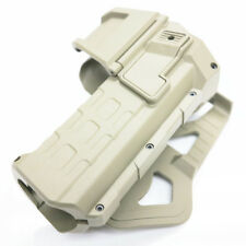 Airsoft Army Force Hard Case Movable Holster for Toyko Marui / WE 1911 GBB Tan