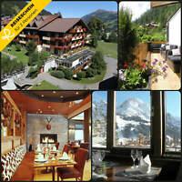 Kurzreise Schweiz 4 Tage 2 Personen 4* Hotel Hotelgutschein Wellness Reiseschein