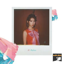 IU 4TH ALBUM [ PALETTE ] FEAT.G-DRAGON, OH HYUCK