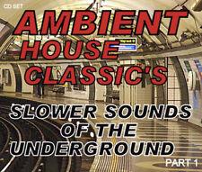 RAVE ACID HOUSE 2 DISC CD SET OLD SKOOL SLOWER SOUNDS PART 1