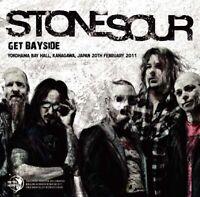 STONE SOUR CD GET BAYSIDE LIVE JPN 2011 MHCD-078 ALTERNATIVE ROCK HEAVY METAL
