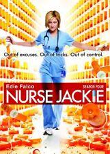 NURSE JACKIE SEASON 4 New Sealed 3 DVD Set