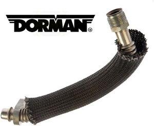 For Buick Chevy Pontiac Oldsmobile EGR Line Recirculation Tube Dorman 598-202