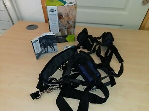 Dog Lift Harness for Back Legs Pet Support Harness Rear Sling Help for support.