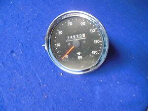 Original VDO Opel GT Speedometer #0002