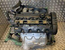 Peugeot 206 2 ENGINE RFK EW10J4S Petrol 2003 79K