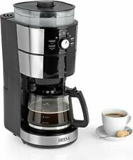 Beem Filterkaffeemaschine Kaffeemaschine Kegel Mahlwerk Warmhalteplatte Timer