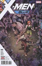 X-MEN BLUE #6 MARVEL COMICS 6/28/17