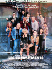 Affiche 120x160cm LES COMMITMENTS (THE COMMITMENTS) 1991 Alan Parker EC
