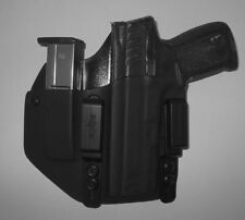 Hunt Ready Holsters: S&W SD9/40VE LH Holster with Extra Mag Carrier