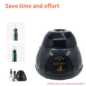 Electric Tattoo Pigment Shaker UV Gel Nail Polish Vortexer Mixer Ink Stirrer UK