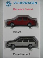 """Wiking/VOLKSWAGEN (27b) """"Der neue Passat"""" Limousine und Variant 1:87/H0 NEU/OVP"""